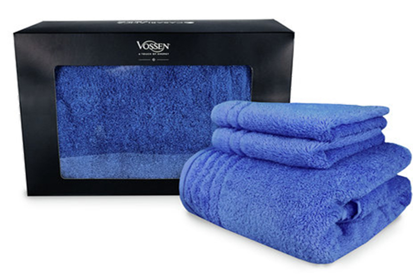 Vienna Style Series Towel Gift Set, 3 Pieces