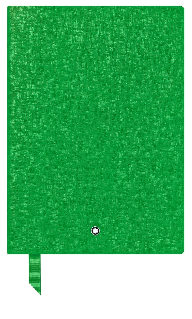 Montblanc Fine Stationery Notebook #146 Green, Lined